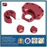 CNC Auto Parts Clear Anodized Central Machinery Lathe Parts