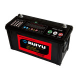 Mf Battery Type and 12V Voltage SMF Car Battery