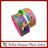 Cheap Fashion Silicone Wristband with Heat Transfer (TH-HT12)