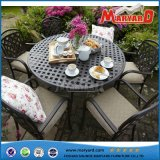 Guangdong Furniture Garden Tables and Chairs Outdoor Cast Aluminum Chairs