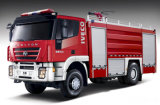 Iveco Hongyan Foam Fire Fighting Truck