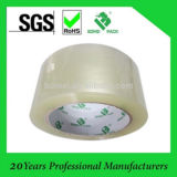 Reasonable Price Clear No Bubble BOPP Packing Adhesive Tape (ISO, SGS Approved)