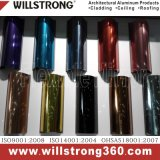 Willstrong Aluminum Composite Panel Anodized Mirror Finish