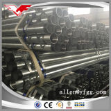 200-500G/M2 Zinc Coated Hot Dipped Galvanized Steel Pipes with Coupling
