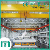 2016 Qd Overhead Crane with Hook Cap. 5-50/10 Ton