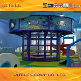 Kid′s Indoor Soft Playground Equipment (QTL-TQ-17)