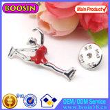 China Wholesale Cusotm Dancing Girl Gymnastics Pin Brooch #51173