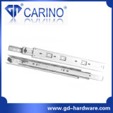 (4003) Top Quality Telescopic Drawer Channel /3-Fold Steel Ball Bearing Slide