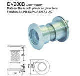 Brass Peephole Door Viewer (DV200B)
