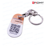 Durable Hotel Key Card Smart Key Tag RFID Keyfob