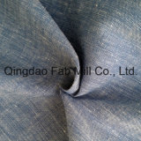 Hemp Cotton Blended Oxford Fabric (QF13-0105)