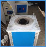 10kg Induction Copper Melting Oven Electric Induction Furnace (JLZ-15KW)