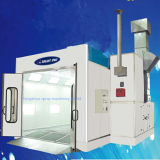 Dust Free Automotive Painting Equipment Spray Booth for Spraying and Curing