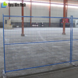 Movable PVC Coated 6ftx10FT Canada Temporary Construction Fence