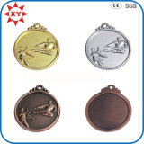 Plating Gold Siliver Copper Taekwondo Medal