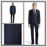 Italian Style Bespoke Tailor Elegant Men′s Cashmere Wool Slim Fit Trendy Suit