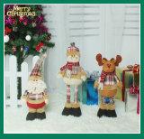 Telescopic Pole Creative Decoration Santa Claus
