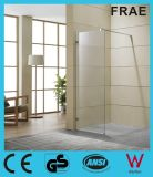 8mm Tempered Glass Shower Door Walk in Side Panel Bathtub Door Shower Screen