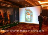 Transparent Holographic Rear Projetcion Film