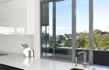 Argon Gas Filled Insulated Double Glass Aluminium Windows Prices