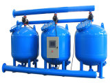 Sand Filter with PLC Automatic Self Cleaning Water Treatment System