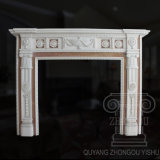 Select Many Color and Pattern Kinds of The Marble Fireplace Sculpture