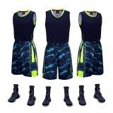 Healong Stock Basketball Uniforms (Jersey+short) Wholesale New Style
