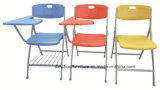 Hot Selling Plastic Folding Chair with Wiring Board