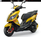 Sanyou Holding Group 125cc-150cc Asia Market Scooter Zsh