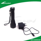 Rechargeable LED Flashlight with Charger