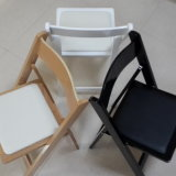 Wholesale Outdoor Banquet Wooden Folding Wedding Beach Chairs