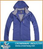 Watetproof Mens Breathable Ski Jacket with Customize Logo