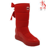 Casual Fashion Winter Women Snow Boots with Bowknot Decoration (BT702)