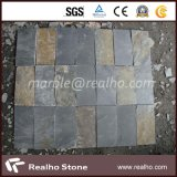 Natural Rusty Slate Tile, Slate Stone for Landscaping Stone