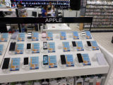 Anti-Theft Display for Mobile Phone