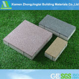New Flooring Materials /Water Permeable Paving Decorative Ceramic Brick