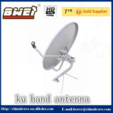 Outdoor Type Ku Band Satellite Dish Antenna