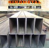 Q235 Schedule 40 Carbon Steel Asian Rectangular Galvanized Tube.