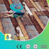 Commercial 8.3mm E1 Beech Waxed Edged Laminate Floor