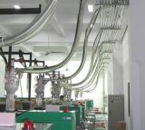 Central Plastic Material Transfer System