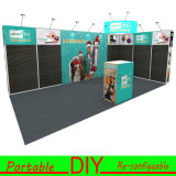 Portable Modular Trade Show Exhibition Booth Display Stand Pegboard
