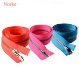 Fashion Accessories Metal Zippers for Coats