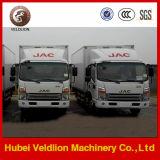 4X2 JAC 5tons Refrigerator Truck