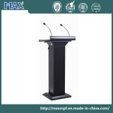 Profession Sound System Metal Multimedia Digital Modern Microphone Speech Podium Designs