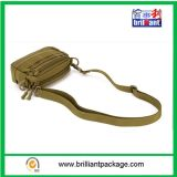 Canvas Army Green Military Shoulder Bag