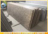 Brown Granite Giallo Fiorto Countertop Bullnose