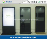 55inch Floor Standing HD Touch Screen Advertising LCD Display