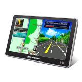 Car GPS Navigator 4GB+8GB Multimedia with Rear View Camera
