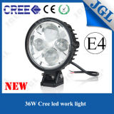 Offroad Vehicles Roof LED Work Lamp with 36W High Power