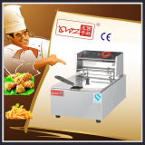 Good Price Tabletop Potato Chips Electric Deep Fryer on Sale with Ce Approved